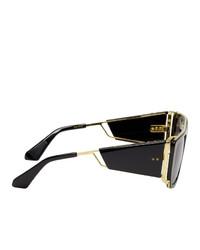 Gafas de sol negras de Dita