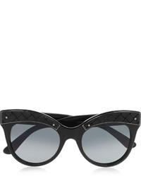 Gafas de sol negras de Bottega Veneta