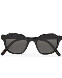 Gafas de sol negras de Dick Moby