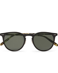 Gafas de sol negras de Garrett Leight California Optical