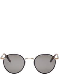 Gafas de sol negras de Garrett Leight