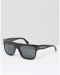 Gafas de Sol Negras de Giorgio Armani