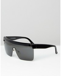 Gafas de sol negras de Karl Lagerfeld