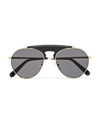 Gafas de sol negras de Loewe
