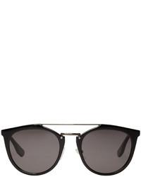 Gafas de sol negras de McQ