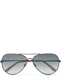 Gafas de sol negras de Orlebar Brown