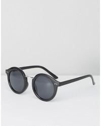 Gafas de sol negras de Pieces