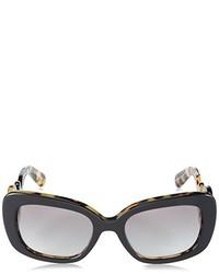 Gafas de sol negras de Prada