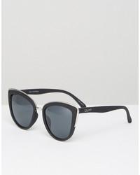 Gafas de sol negras de Quay