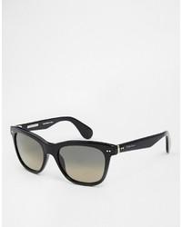 Gafas de sol negras de Ralph Lauren