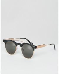 Gafas de Sol Negras de Spitfire