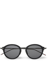 Gafas de sol negras de Thom Browne
