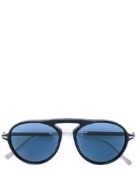 Gafas de sol negras de Tod's