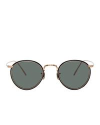 Gafas de sol plateadas de Eyevan 7285