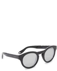 Gafas de Sol Plateadas de Givenchy