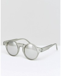 Gafas de sol plateadas de Jeepers Peepers