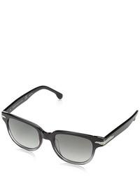 Gafas de sol plateadas de Lozza