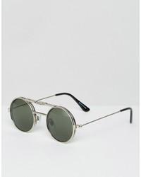 Gafas de sol plateadas de Spitfire