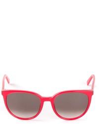 Gafas de sol rojas de Celine