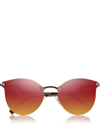 Gafas de sol rojas de Fendi