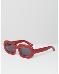 Gafas de Sol Rojas de House of Holland