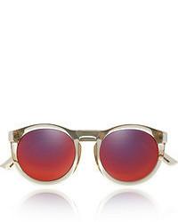Gafas de sol rojas de Le Specs