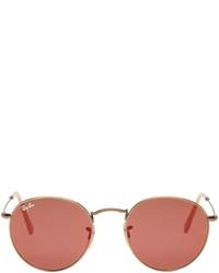 Gafas de sol rojas de Ray-Ban