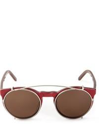 Gafas de sol rojas de Selima