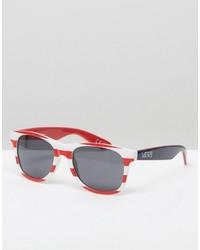 Gafas de Sol Rojas de Vans