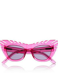 Gafas de sol rosa de House of Holland