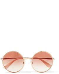 Gafas de sol rosadas de Dolce & Gabbana