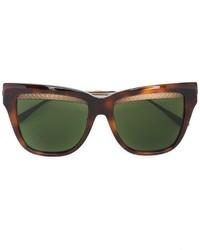 Gafas de sol verde oliva de Bottega Veneta