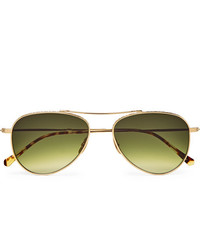 Gafas de sol verde oliva de Mr Leight