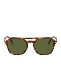 Gafas de sol verde oliva de Persol