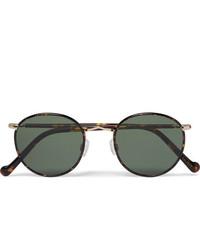 Gafas de sol verde oscuro de Moscot