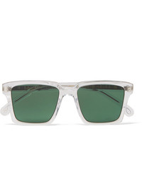 Gafas de sol verde oscuro de Paul Smith