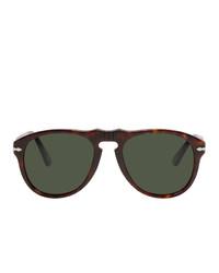 Gafas de sol verde oscuro de Persol