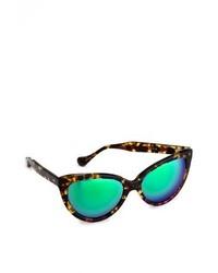 Gafas de sol verdes de Dita
