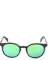 Gafas de sol verdes de Italia Independent