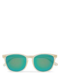 Gafas de sol verdes de L.G.R
