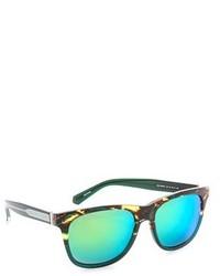 Gafas de sol verdes de Marc by Marc Jacobs
