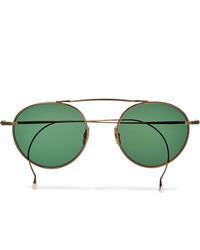 Gafas de sol verdes de Mr Leight