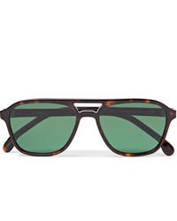 Gafas de sol verdes de Paul Smith