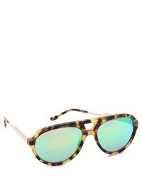 Gafas de Sol Verdes de Stella McCartney