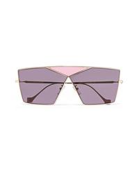 Gafas de sol violeta claro de Loewe