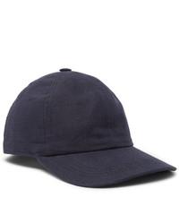 Gorra de béisbol azul marino de Lock & Co Hatters