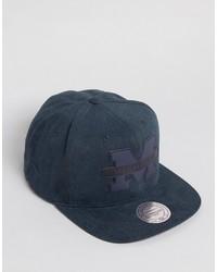 Gorra de béisbol azul marino de Mitchell & Ness