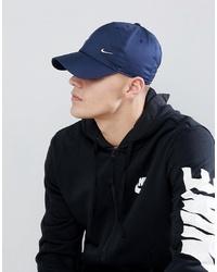Gorra de béisbol azul marino de Nike