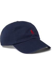 Gorra de béisbol azul marino de Polo Ralph Lauren