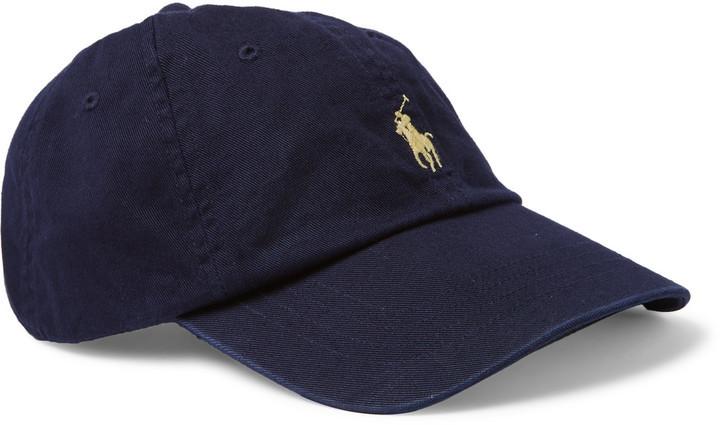... Gorra de béisbol azul marino de Polo Ralph Lauren ... 50b05278c19